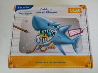 Juego Cuidado con el tiburón