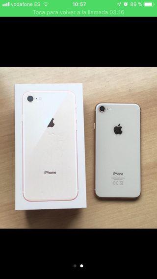 iPhone 8 64 gb nude oro