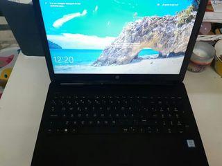 HP Laptop 15-da0018ns