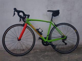 bicicleta de carretera specialized allex