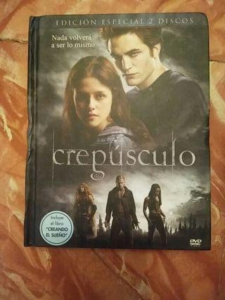 DVD SAGA CREPUSCULO