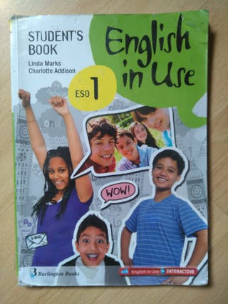 Libro English in use 1 eso