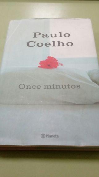 Libro, once minutos