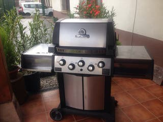 BARBACOA A GAS BROIL KING