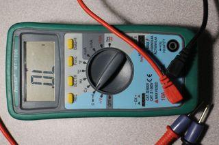 Multimetro ProsKit MT-1260