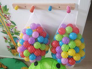 bolas para jugar
