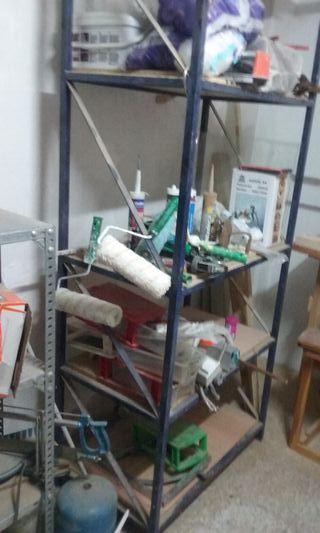 Estanterias Metalicas Jaen.Estanterias Metalica De Segunda Mano En La Provincia De Jaen En Wallapop
