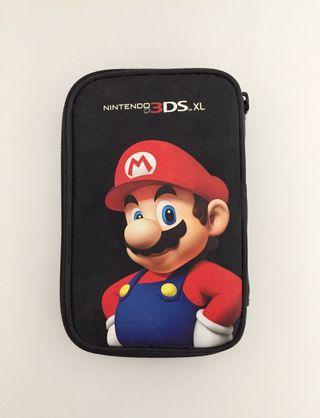 FUNDA nintendo 3DS XL mario bros