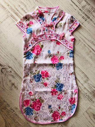 Vestido/disfraz China 2/3 años