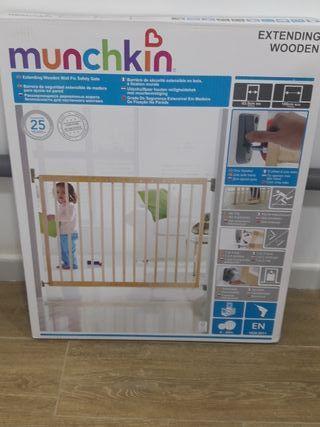 Barrera de seguridad para niños