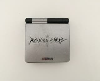 GAME BOY ADVANCE SP edición KINGDOMHEARTS