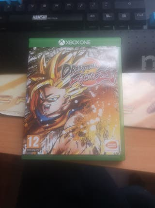 Dragon Ball FigtherZ (Xbox one)