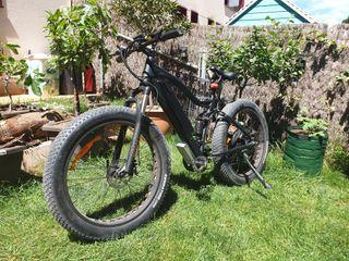 bicicleta fat bike electrica