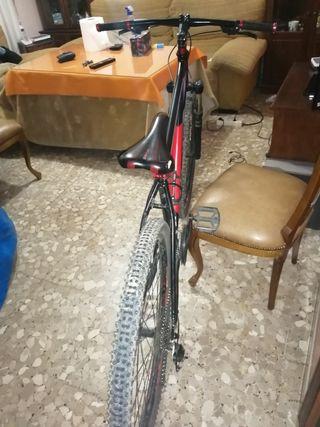 vendo bici de montaña 29