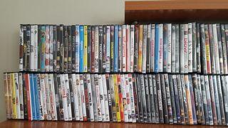 Colección de DVDs