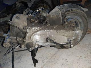 motor de 49 cc de piaggio