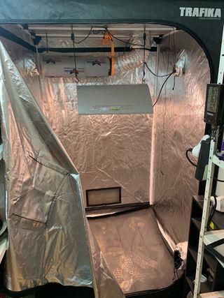 Kit cultivo indoor 1.20x1.20x2
