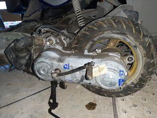 motor aprilia 49 cc