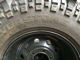 llantas y ruedas 35 10.5 r16