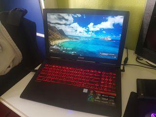 Portátil Gaming MSI GL62M-7REX