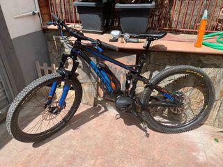 Bicicleta eléctrica ghost Kato fs