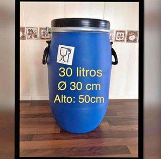 Bidones 30 litros