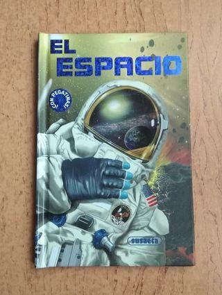"""Libro """"El espacio"""""""