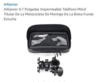 para poner el móvil en moto o en la bici