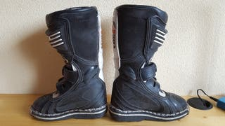 Botas Axo Enduro Cross niño jr. Talla 28