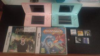 venta de Nintendo ds con juegos