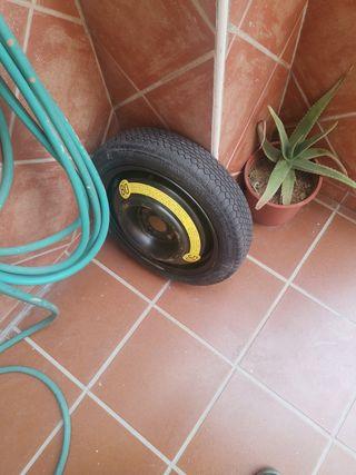 rueda de repuesto