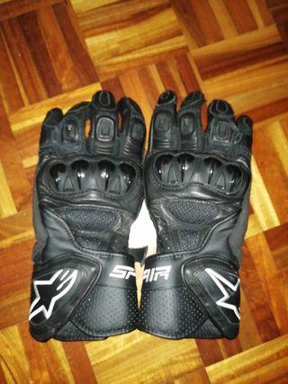 guantes Alpinestars 70€, a estrenar