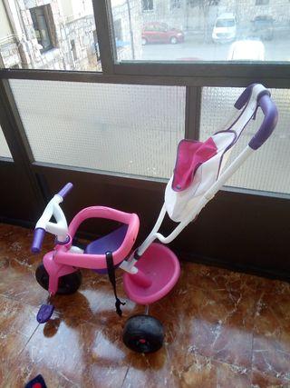 bicicleta de bebé