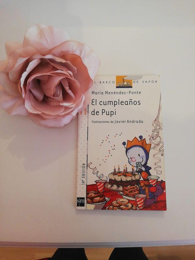EL BARCO DE VAPOR EL CUMPLEAÑOS DE PUPI