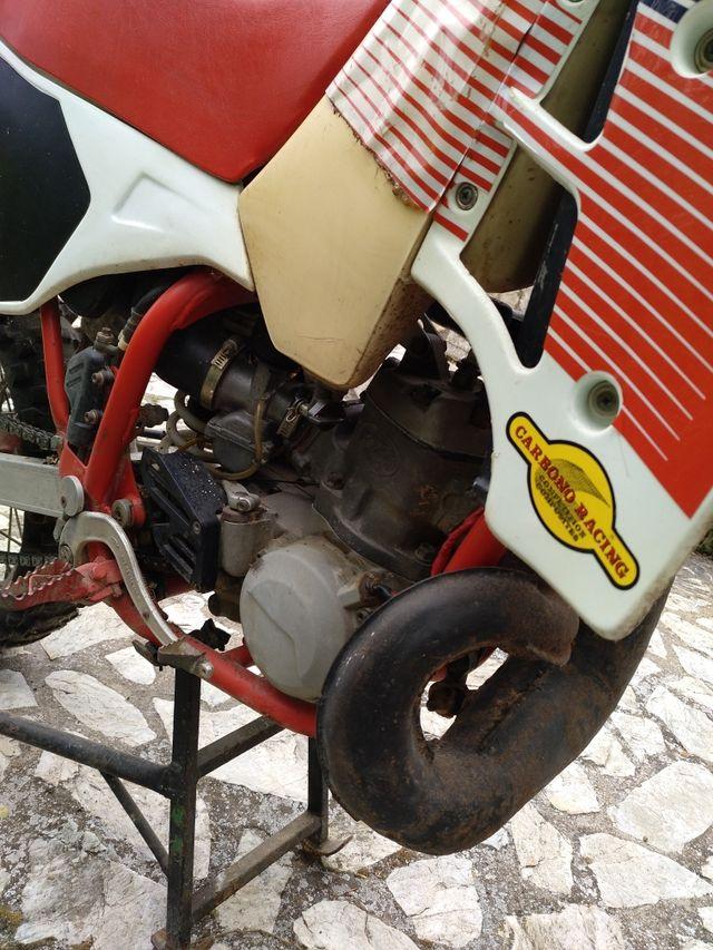 KTM 250 MX año 1989