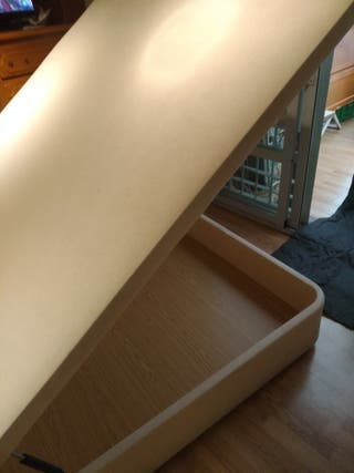 Canapé abatible 135 x 190