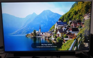 "TV 55"" LED IPS UltraHD 4K"