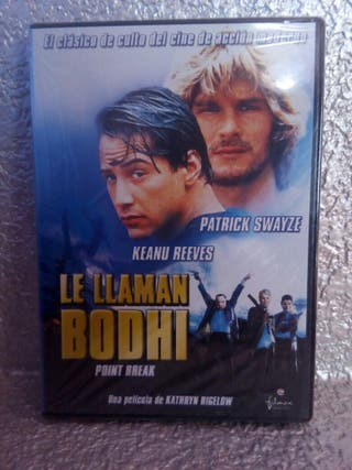 Dvd Le Llaman Bodhi