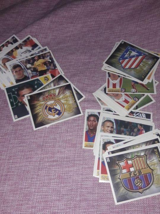 Lote 580 Cromos Colecciones Este 2003/2004