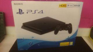 Playstation 4 500gb !NUEVA!