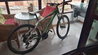 Bicicleta de montaña Mondraker