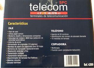 Fax Telecom SPC 4200