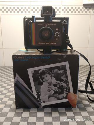 Polaroid super color swinger