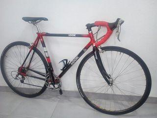 Bicicleta look carbono