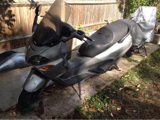 Piaggio x9 & Yamaha vity (125cc)
