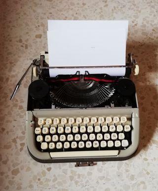 Máquina de escribir Princess