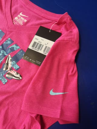 Camiseta Nike niña
