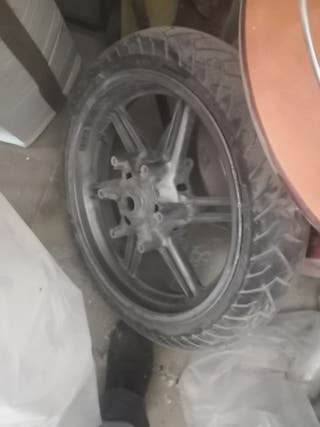 rueda y llanta