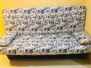 Sofa libro