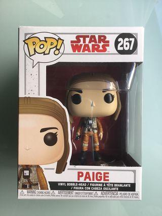 Funko pop Star Wars Paige número 267